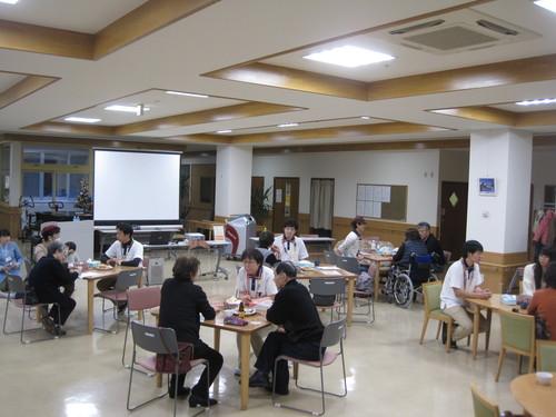 「暖 カフェ」 in はっさむ_a0316554_18555379.jpg
