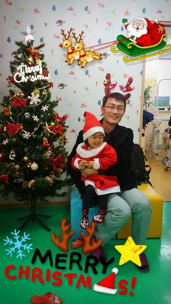 クリスマス気分☆_c0357454_20370821.jpg
