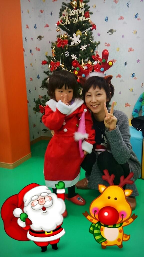 クリスマス気分☆_c0357454_20370830.jpg