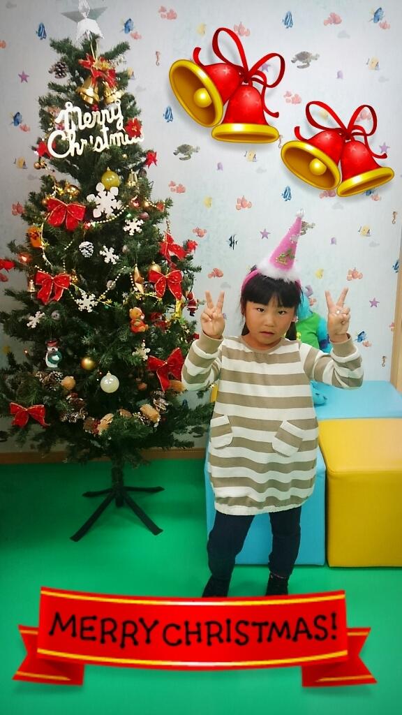 クリスマス気分☆_c0357454_20370877.jpg