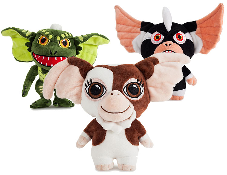 GIZMO, STRIP and MOHAW / Gremlins 8-inch Plush_e0118156_13455692.jpg