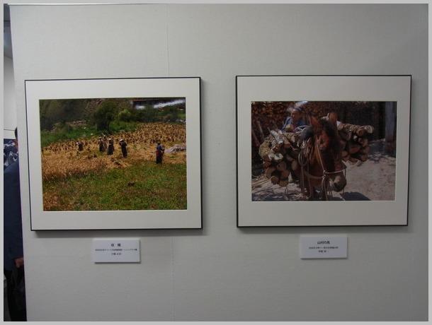 第7回ゲーサンメド公募写真展 「チベット・中国西部への思い」に行く。_a0086270_23592036.jpg