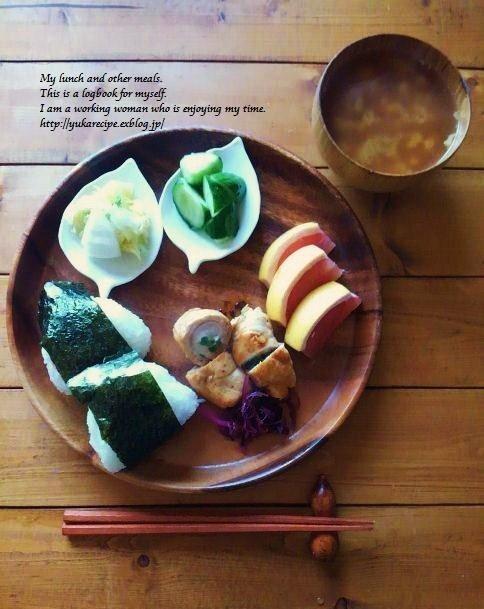 11.28 和のプレートと☆部・初めて野菜、干しました。_e0274872_01032218.jpg