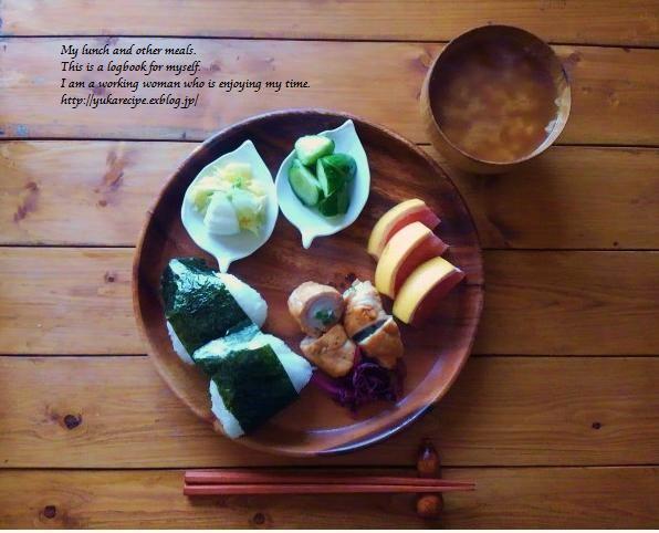 11.28 和のプレートと☆部・初めて野菜、干しました。_e0274872_01032930.jpg