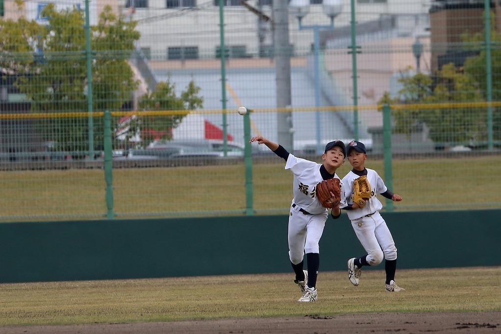 平成27年11月22日南山城ボーイズ1年生大会 vs大阪和泉ボーイズ2_a0170082_22393212.jpg