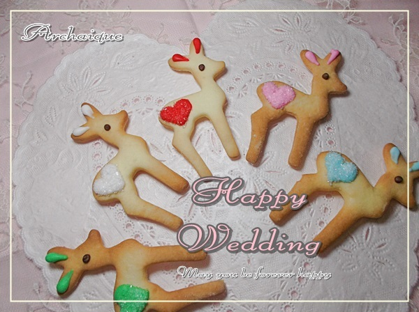 Happy Wedding☆_c0220186_15245476.jpg