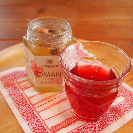 サンタさんの秘密のお茶のお味は?_a0292194_16115745.jpg