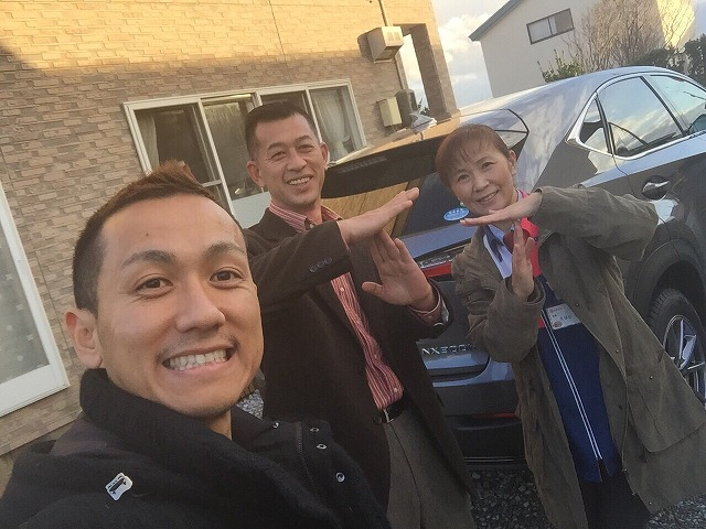 11月29日 日曜日!青森E様 納車!店長のニコニコブログ!_b0127002_21481140.jpg