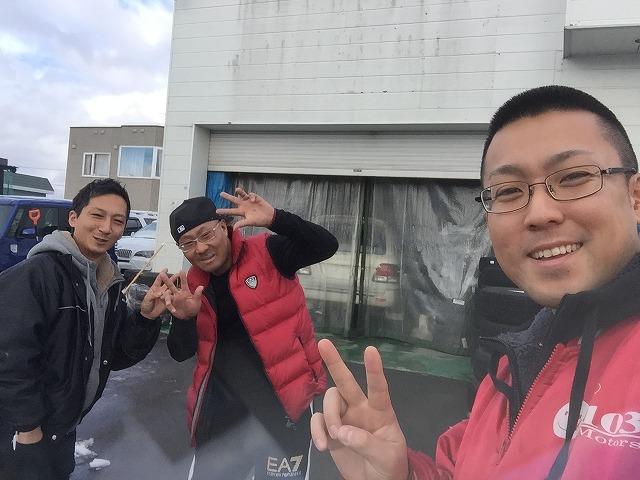 11月29日 日曜日!青森E様 納車!店長のニコニコブログ!_b0127002_21585910.jpg