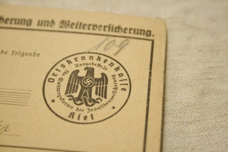 2015 OCT ヨーロッパ後記24(入荷 ナチスドイツ紙物 ヒトラー肖像)_f0180307_02594686.jpg