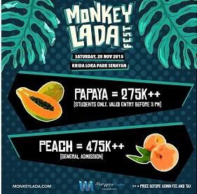 日本のバンド・toe のライブ@インドネシアの音楽祭:Monkeylada Festival _a0054926_9483978.jpg