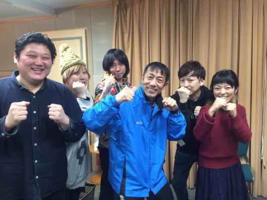 2015/11/29「森脇健児のサタデーミーティング」_e0242155_10044385.jpg