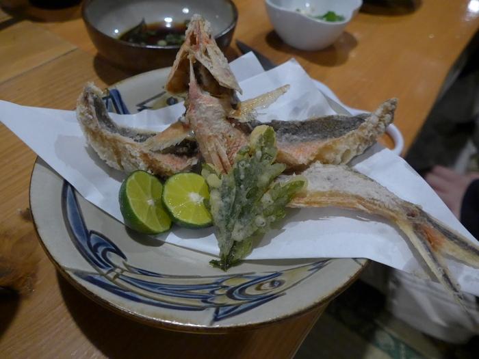 那覇「沖縄料理と居酒屋 ぱいかじ 本店」へ行く。_f0232060_1615751.jpg