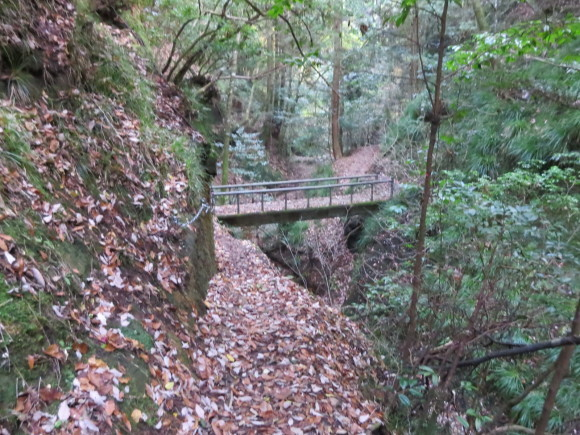 滝坂の道~下りは楽だと思ったら②~_c0001670_11382276.jpg