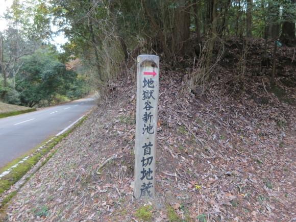 滝坂の道~下りは楽だと思ったら③~_c0001670_19235915.jpg