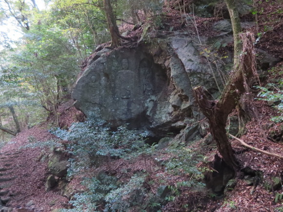 滝坂の道~下りは楽だと思ったら③~_c0001670_19303701.jpg