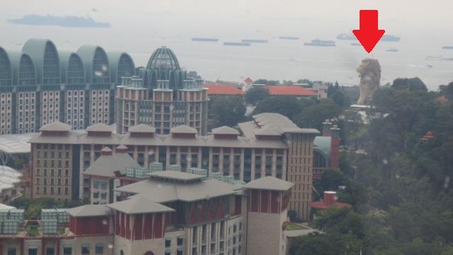 シンガポール旅行記③ 57階の朝ご飯とセントーサ島_e0212073_12212766.jpg