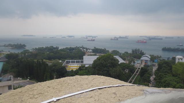 シンガポール旅行記③ 57階の朝ご飯とセントーサ島_e0212073_12245866.jpg