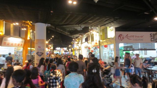 シンガポール旅行記③ 57階の朝ご飯とセントーサ島_e0212073_12283528.jpg