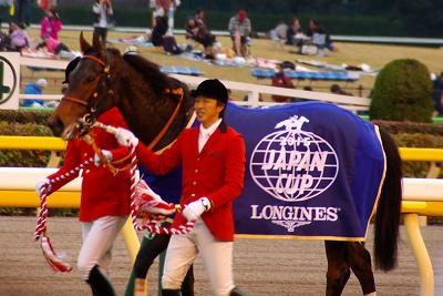 牝馬の時代は続く、ジャパンCはショウナンパンドラがGI2勝目を飾る _b0015386_22283812.jpg