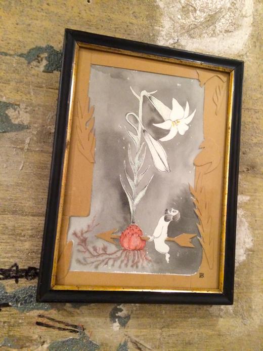 河原シンスケ個展Flower of Mythology-神話の花たち-_f0164187_15344921.jpg
