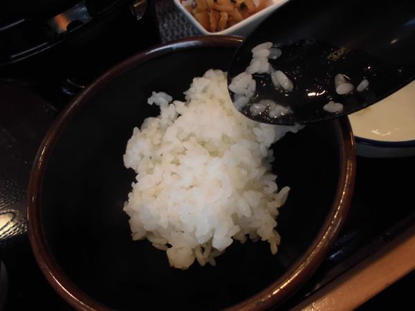 すき家の鶏つくね鍋定食     東淀川大桐店_c0118393_917137.jpg