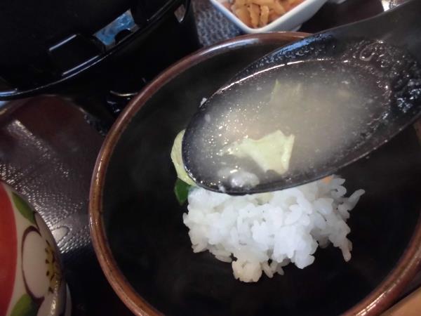 すき家の鶏つくね鍋定食     東淀川大桐店_c0118393_9181255.jpg