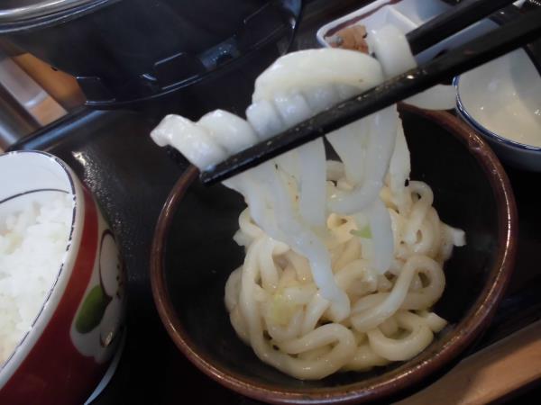 すき家の鶏つくね鍋定食     東淀川大桐店_c0118393_9263545.jpg