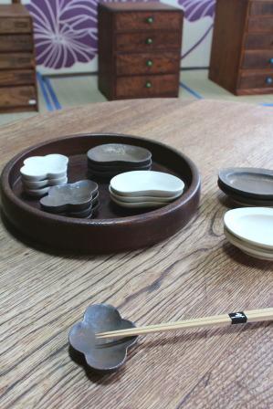 竹口要さんの豆皿が届きました。_e0348417_21135362.jpg