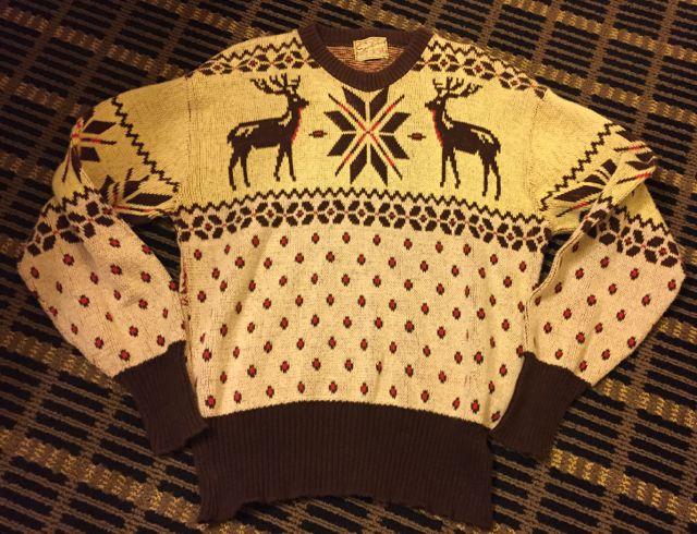 アメリカ仕入れ情報#6 50'S SPORTSWEAR  セーター!_c0144020_2321676.jpg