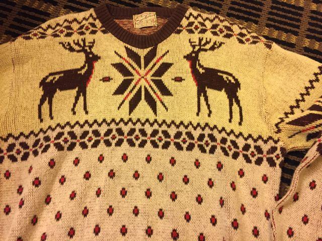 アメリカ仕入れ情報#6 50'S SPORTSWEAR  セーター!_c0144020_232197.jpg