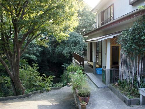 真鶴の大隈美佳さんのお宅にて。_a0026127_1834614.jpg