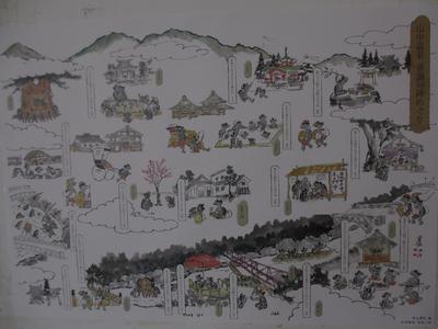 「山中温泉俳諧句碑」巡りマップ_f0289632_2111883.jpg