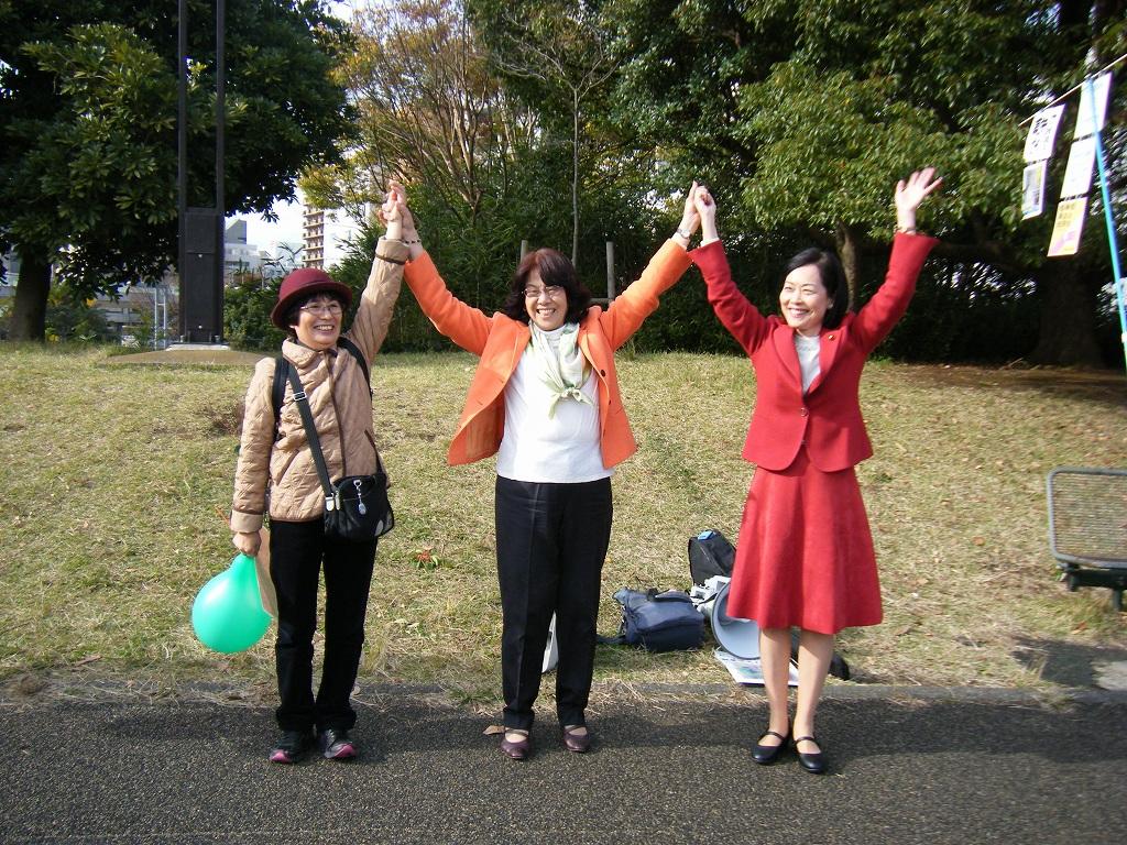 ふじさわピースパレード_a0127342_5534687.jpg