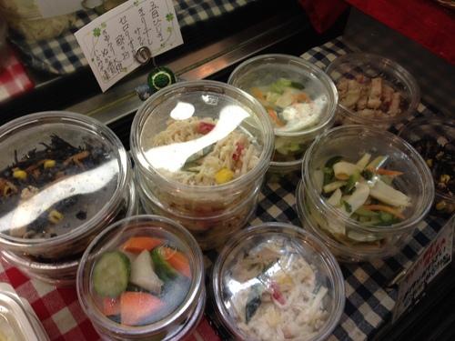 もぎたて!ベルクのお惣菜♪自家製ピクルスはブロッコリー、かぼちゃ、セロリ、きゅうりのボリュームMIX!_c0069047_21165568.jpg