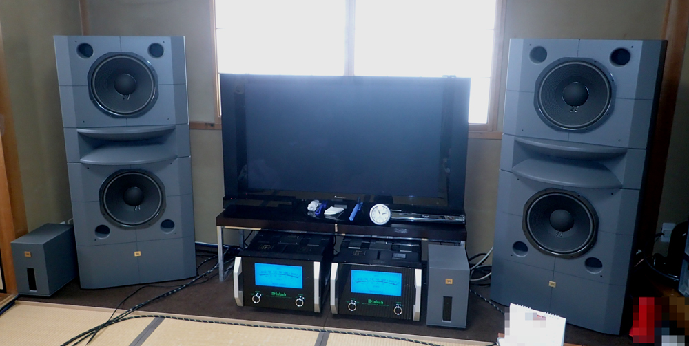 Wさん宅へ マッキントッシュ MC1.2KW を納めてきました。_b0262449_19520929.jpg