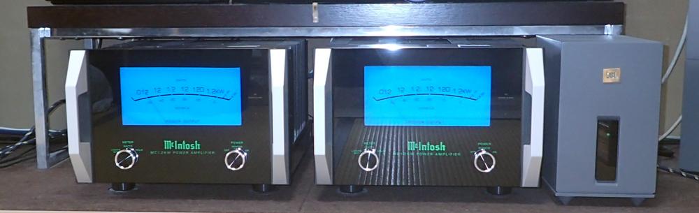 Wさん宅へ マッキントッシュ MC1.2KW を納めてきました。_b0262449_19522825.jpg