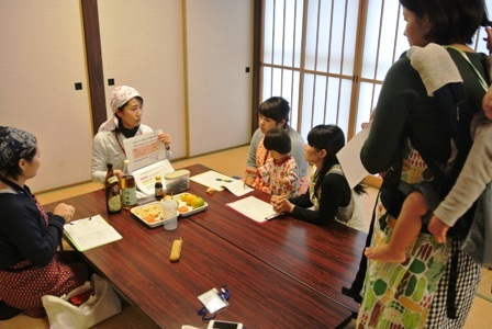 柑橘たっぷりポン酢作り講座 開催しました♪_d0298850_23235858.jpg