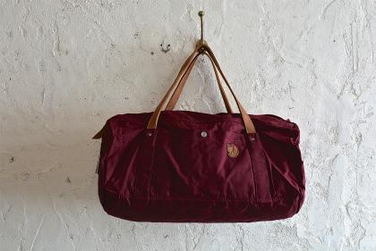 FJALL RAVEN Duffle bag no\'4_f0226051_16485687.jpg