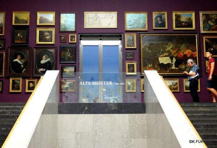 ドイツ9日間の旅 26 フランクフルト シュテーデル美術館_a0092659_17350816.jpg