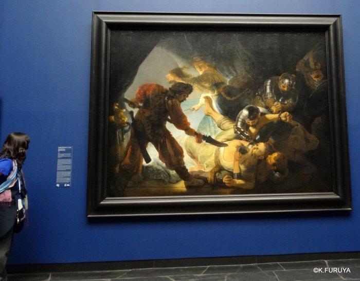ドイツ9日間の旅 26 フランクフルト シュテーデル美術館_a0092659_17533013.jpg