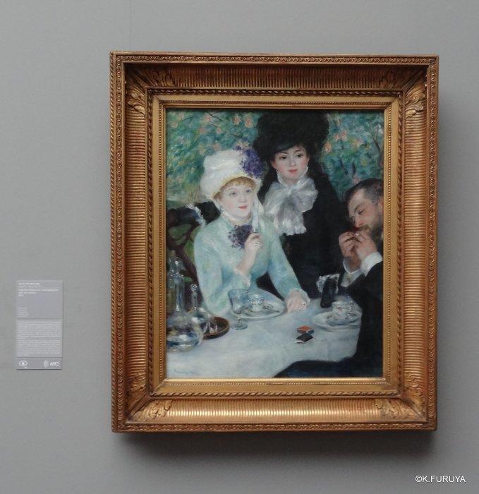 ドイツ9日間の旅 26 フランクフルト シュテーデル美術館_a0092659_18575938.jpg