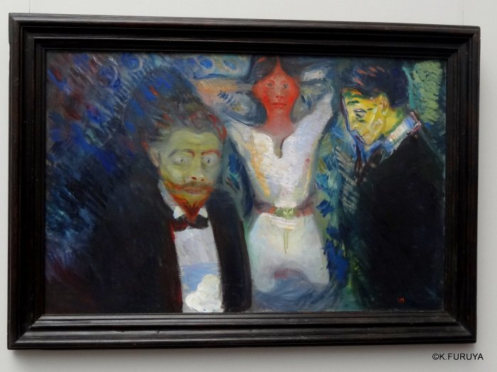 ドイツ9日間の旅 26 フランクフルト シュテーデル美術館_a0092659_18581235.jpg