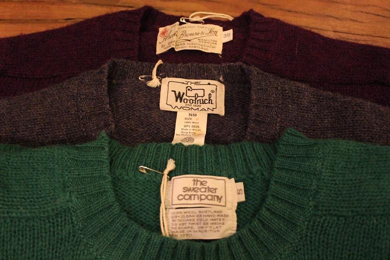 古着のセーターアイテムご紹介_f0191324_9255530.jpg