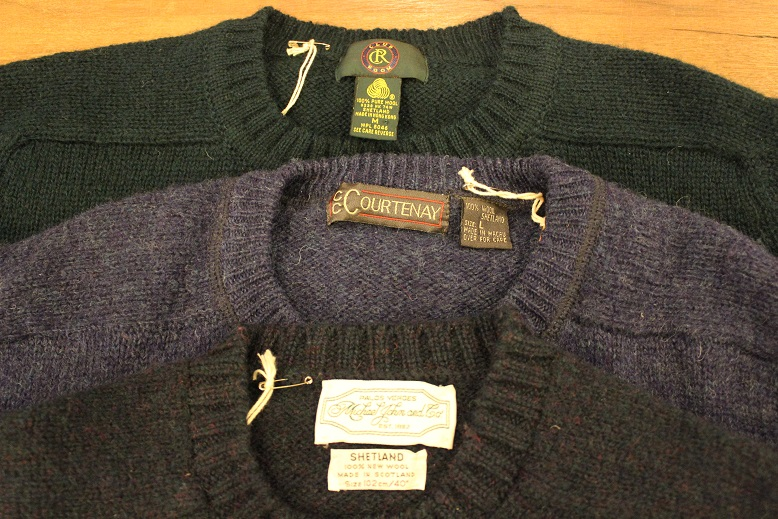古着のセーターアイテムご紹介_f0191324_926672.jpg