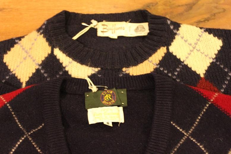 古着のセーターアイテムご紹介_f0191324_929119.jpg