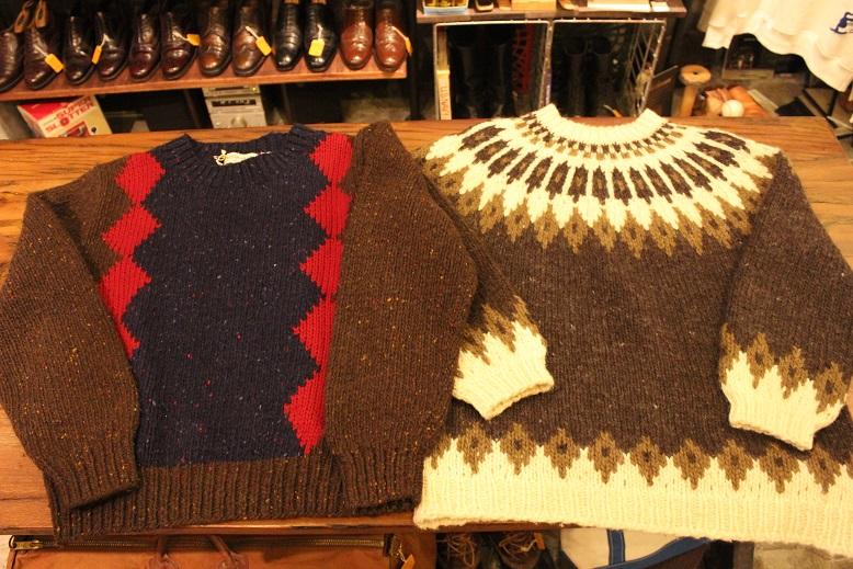 古着のセーターアイテムご紹介_f0191324_9334715.jpg