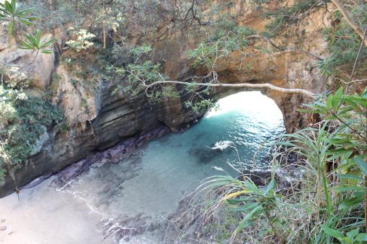 ハートの洞窟  竜宮窟_c0141025_22334395.jpg