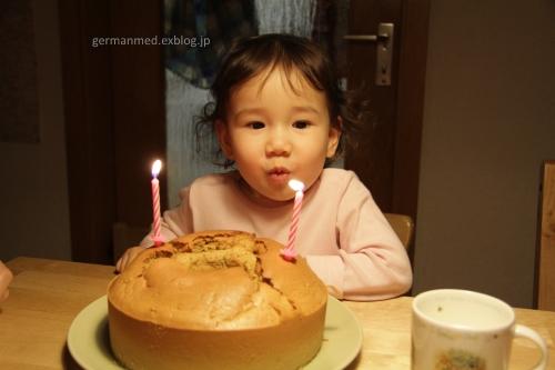 妹こぐま2歳、動画に挑戦_d0144726_6345011.jpg