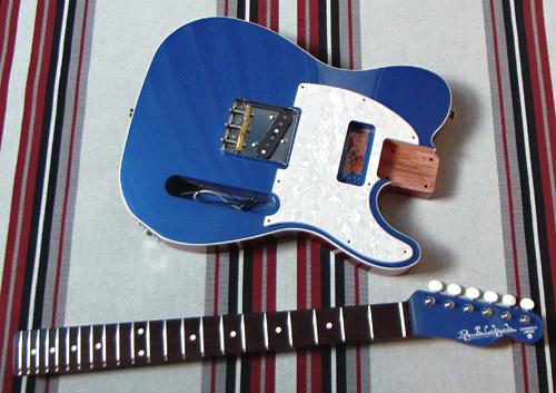 マホ仕様の「Sapphire Blue MetaのSTD-T」の塗装完了!!_e0053731_14303331.jpg